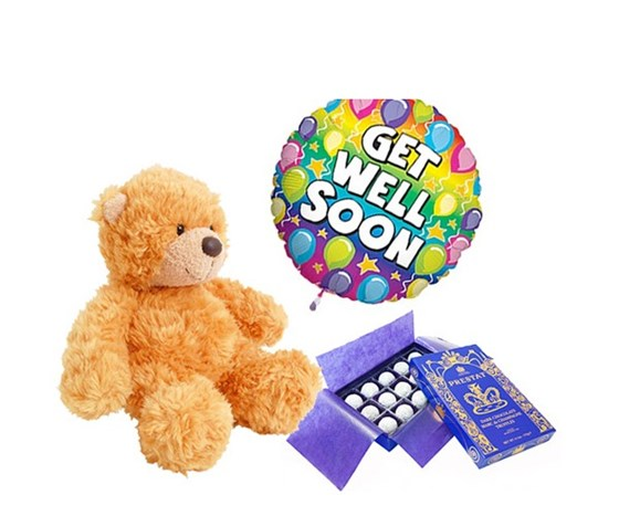 Flowers Delivery UK: Get well Gifts