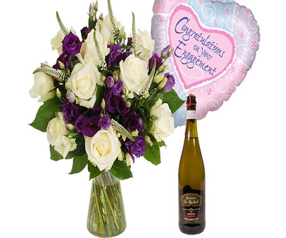 Flowers Delivery UK: Romantic Gifts Delivery